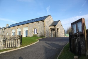 Over Haddon Village Hall
