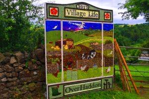 Over Haddon Well Dressings 2017